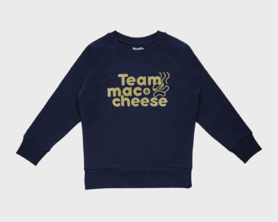 Sweat Team Mac & cheese